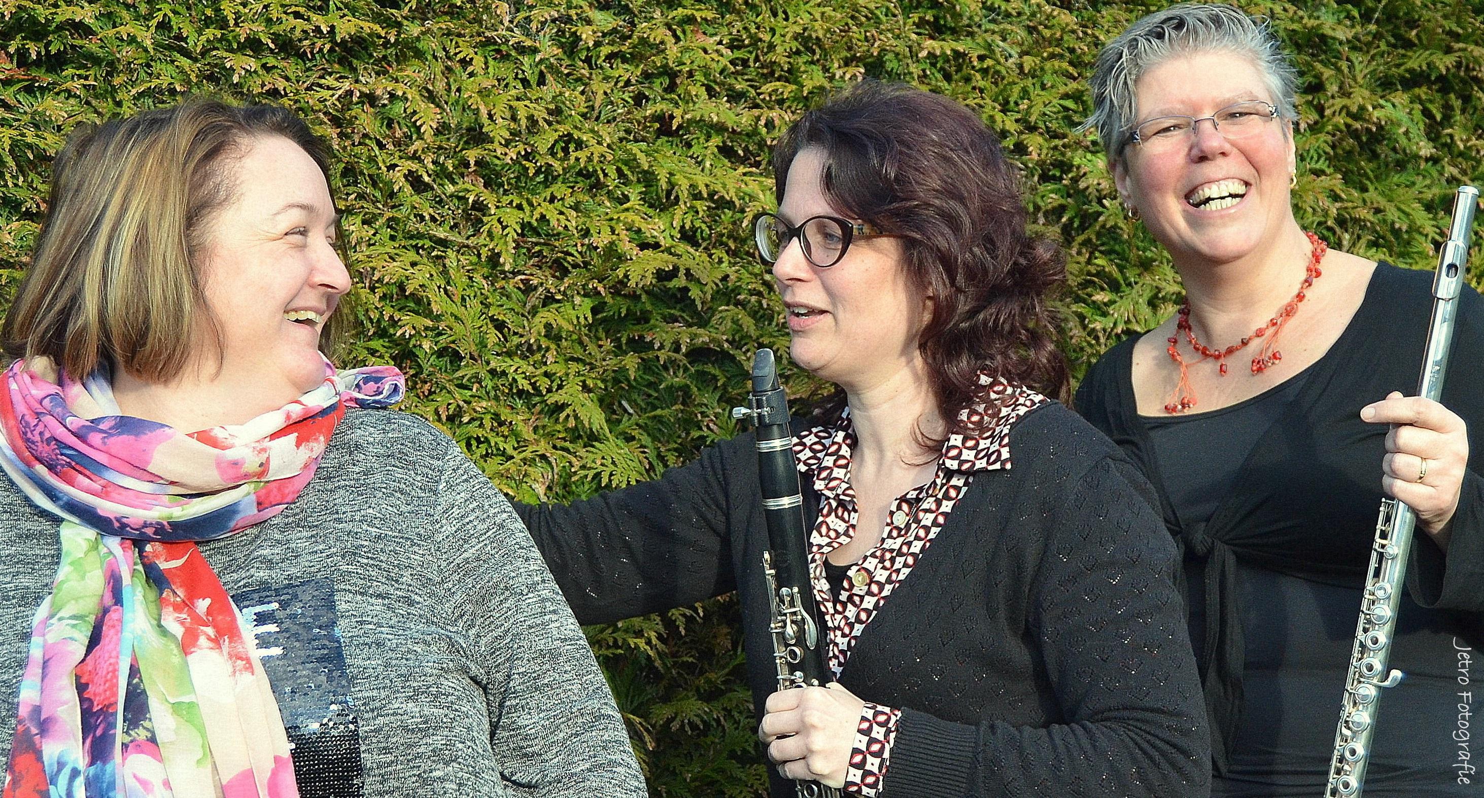 Leerlingenconcert piano fluit klarinet 06-04-2019